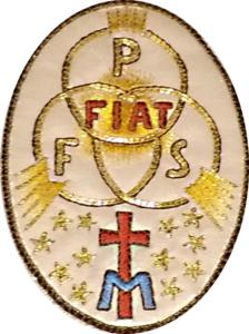 FIAT medaille bewerkt