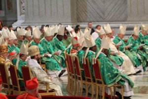 Opening-Mass-in-St.-Peters-Basilica-for-the-2014-Extraoridinary-Synod-on-the-Family-on-Oct.-5-2014_Credit-Bohumil-Petrik-CNA_CNA_10-6-14