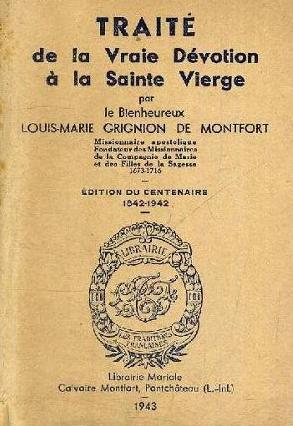De Ware Godsvrucht van de H. Grignion de Montfort