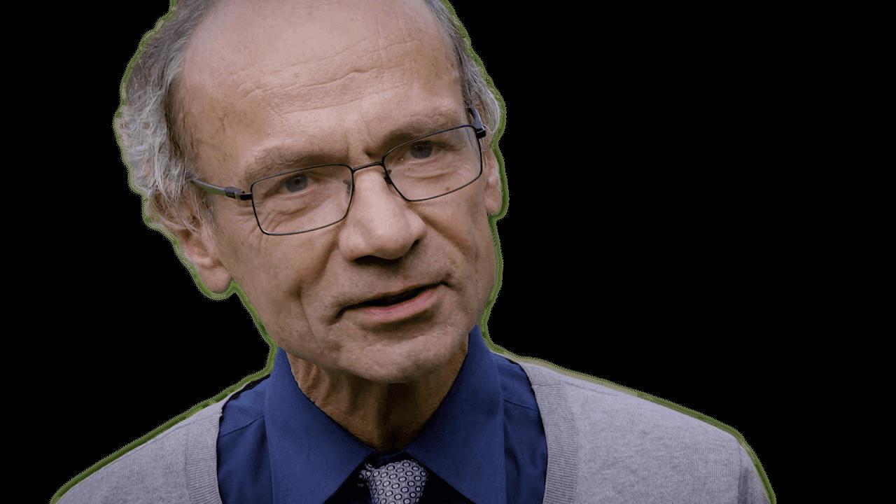 Christoffel Waelkens Hoogleraar sterrenkunde aan de KU Leuven