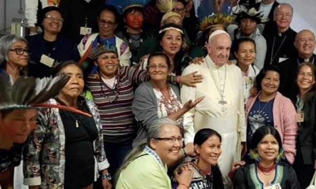 Querida Amazonia - Paus Franciscusrancis